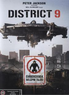 BLOMKAMP - DISTRICT 9