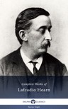 Hearn Lafcadio - Delphi Complete Works of Lafcadio Hearn (Illustrated) [eKönyv: epub,  mobi]