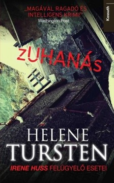 Helene Tursten - Zuhanás [eKönyv: epub, mobi]