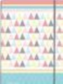50009824 - my.book flex A4 Graphic Pastel Mix