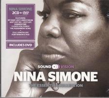 NINA SIMONE - NINA SIMONE - THE ESSENTIAL COLLECTION 2CD + DVD