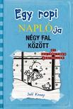 Jeff Kinney - Egy ropi naplója 6. Négy fal között - kemény borítós