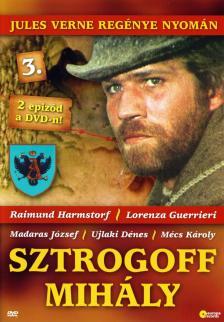 Verne - SZTROGOFF MIHÁLY 3. DVD