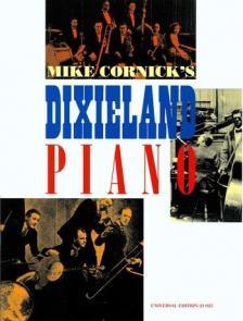 CORNICK, MIKE - DIXIELAND PIANO