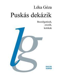 Léka Géza - Puskás dekázik