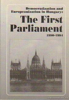 Ágh Attila, Kurtán Sándor - Democratization and Europeanization in Hungary: The Firswt Parliament 1990-1994 [antikvár]