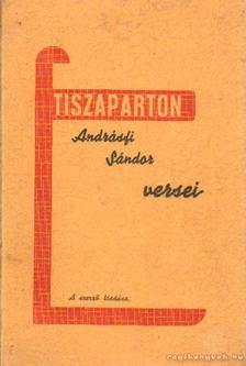 Andrásfi Sándor - Tiszaparton [antikvár]
