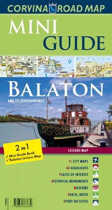 - Mini Guide - Balaton (útikalauz és térkép)