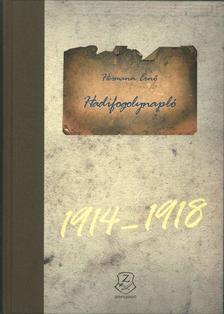 Hermann Ernő - Hadifogolynapló 1914 - 1918