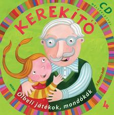 J.KOVÁCS JUDIT - Kerekítő 4.+ CD melléklettel