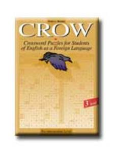 David Ridout (szerk.) - CROW - 3 RD LEVEL - CROSSWORD PUZZLES FOR ...