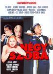RODRIGUEZ/TARANTINO - NÉGY SZOBA DVD