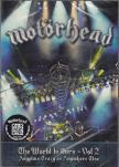 Motörhead - THE WÖRLD IS OURS VOL.2 DVD