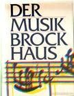 Der Musik-Brockhaus [antikvár]