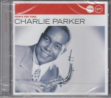- NOW'S THE TIME CD - CHARLIE PARKER