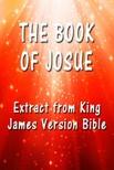 King James - The Book of Josue [eKönyv: epub,  mobi]