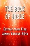 King James - The Book of Josue [eKönyv: epub, mobi]