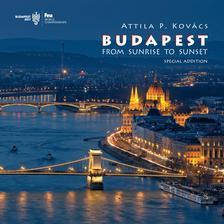 Kovács P. Attila - Budapest fotóalbum 2017 FINA  (angol) -Napkeltétől napnyugtáig