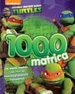 FOGLALKOZTATÓ - TINI NINDZSA TEKNŐCÖK: 1000 MATRICA