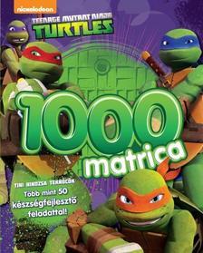 - TINI NINDZSA TEKNŐCÖK: 1000 MATRICA