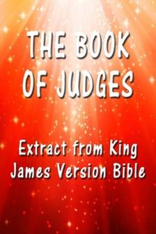 King James - The Book of Judges [eKönyv: epub, mobi]