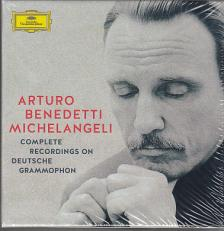 MOZART, BEETHOVEN, SCHUBERT, CHOPIN - COMPLETE RECORDINGS ON DEUTSCHE GRAMMOPHON 10CD MICHELANGELI