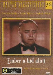 Vajda László - EMBER A HÍD ALATT  DVD  /MAGYAR KL. 36./  BARNA