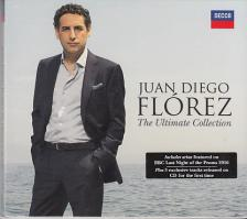 DONIZETTI, ROSSINI, OFFENBACH, VERDI - THE ULTIMATE COLLECTION CD JUAN DIEGO FLÓREZ