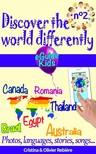 Olivier Rebiere Cristina Rebiere, - Discover the world differently n°2 [eKönyv: epub, mobi]