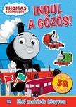 Thomas: Indul a gőzös - Matricás foglalkoztató<!--span style='font-size:10px;'>(G)</span-->