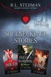 M. L. Stedman - The SoulNecklace Stories: Books 1 - 3 [eKönyv: epub,  mobi]