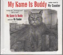 MY NAME IS BUDDY CD RY COODER