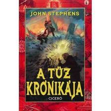 Stephens, John - A tűz krónikája