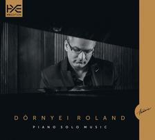DÖRNYEI ROLAND - Piano Solo Music - CD