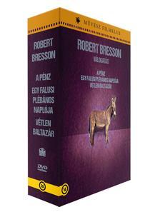 Robert Bresson - A francia filmművészet remekei I. díszdoboz