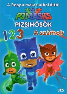 A Peppa malac alkotóitól: Pizsihősök - 1, 2, 3... - A számok