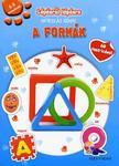 Lépésről lépésre matricás könyv - A formák4-5 éveseknek - 60 matricával<!--span style='font-size:10px;'>(G)</span-->