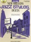 GILLOCK, WILLIAM - NEW ORLEANS JAZZ STYLES DUETS - STILL MORE. EARLY INTERM. PIANO 4 HANDS (G. AUSTIN)
