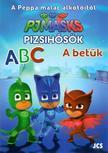 - A Peppa malac alkotóitól: Pizsihősök - A, B, C... - A betűk