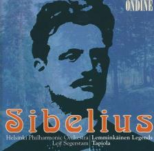 SIBELIUS - LEMMINKAINEN LEGENDS, TAPIOLA CD SEGERSTAM, HELSINKI PHILHARMONIC ORCHESTRA