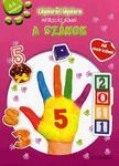 Lépésről lépésre matricás könyv - A számok5-6 éveseknek - 60 matricával<!--span style='font-size:10px;'>(G)</span-->