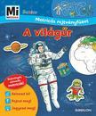 - Mi MICSODA Junior Matricás rejtvényfüzet A világűr