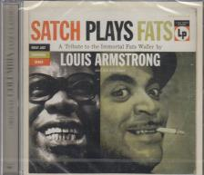 LOUIS ARMSTRONG - SATCH PLAYS FATS WALLER CD