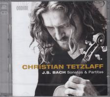 Bach - SONATAS&PARTITAS,2 CD