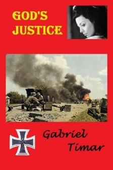 Timar Gabriel - God's Justice [eKönyv: epub, mobi]