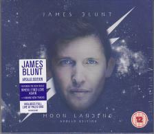 MOON LANDING APOLLO EDITION CD+DVD  JAMES BLUNT