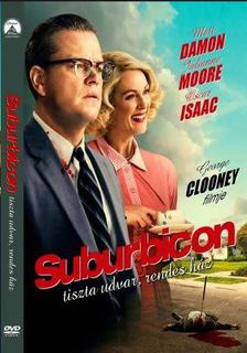 - Suburbicon- Tiszta udvar, rendes ház - DVD