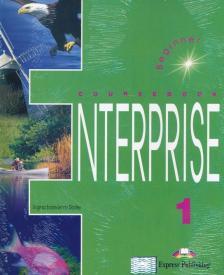 Jenny Dooley - Virginia Evans - ENTERPRISE 1. - BEGINNER - COURSEBOOK - CD-VEL -