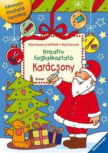 Angelika Penner - Thilo Pustlauk - Marlit Peikert - Kreatív foglalkoztató - Karácsony
