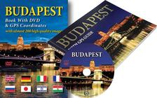 BUDAPEST Book with DVD & GPS Coordinates